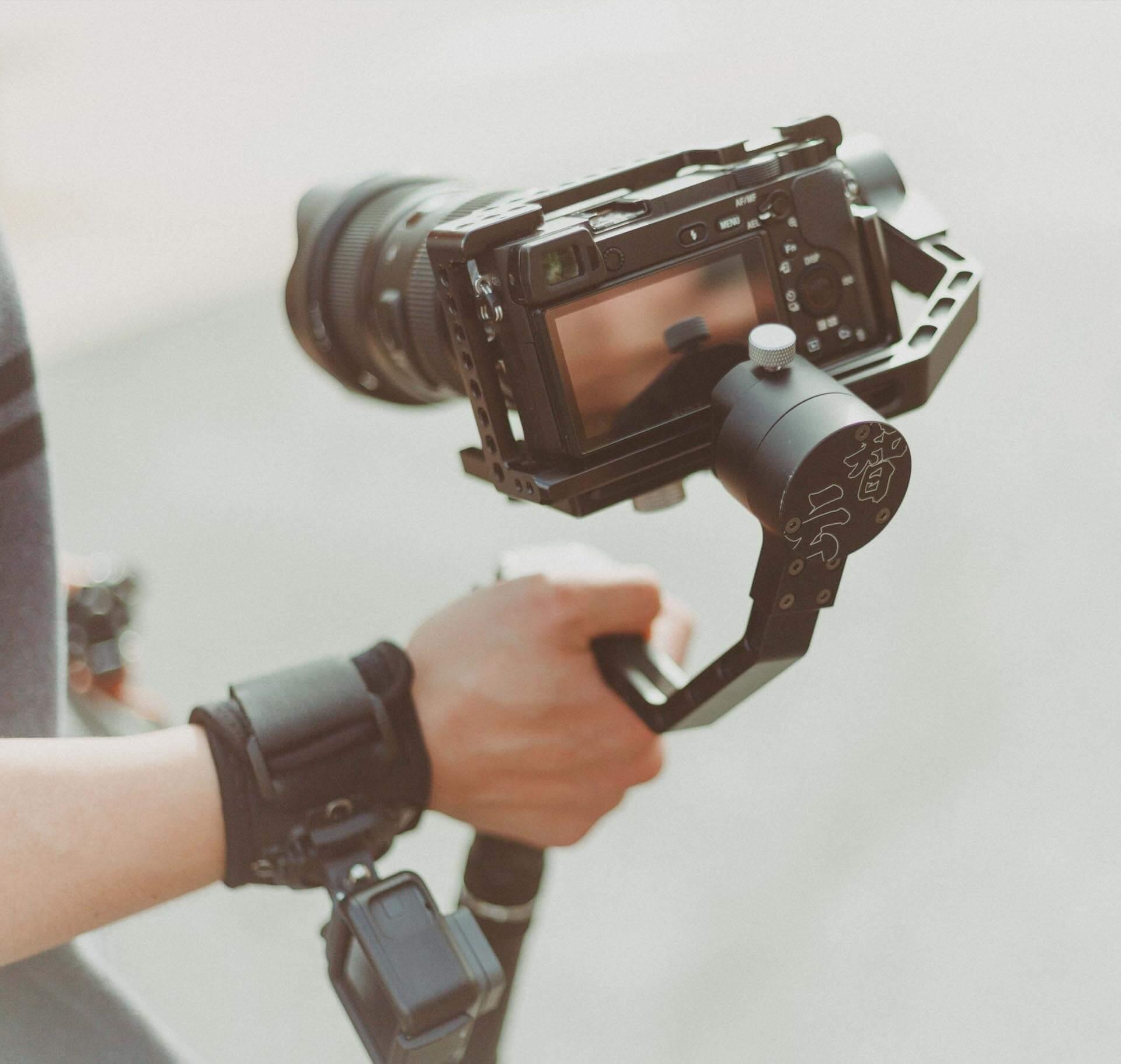 Videography camera